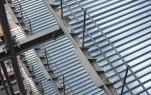 metal floor decking